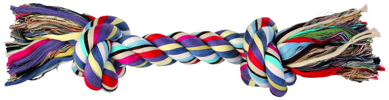 Baumwollknoten - Hundespielzeug.